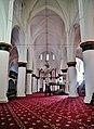 Lefkoşa Selimiye-Moschee (Sophienkathedrale) Innen Langhaus Ost 3.jpg