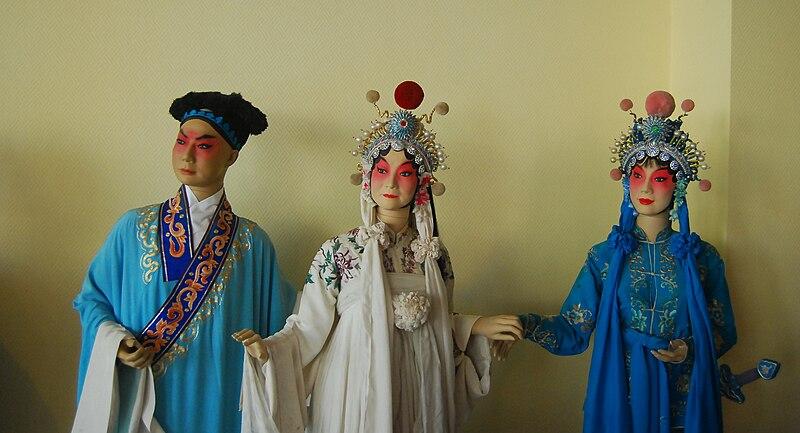 File:Legend of the White Snake in Beijing Opera.JPG