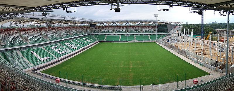 Stadion Wojska Polskiego w Warszawie