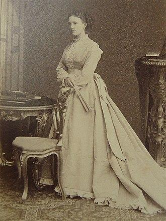 Princess Eugenia Maximilianovna of Leuchtenberg - Portrait of Eugenia of Leuchtenberg