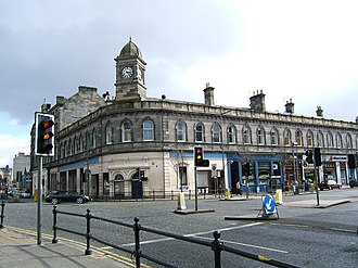 Leith Central railway station - Leith Central Station