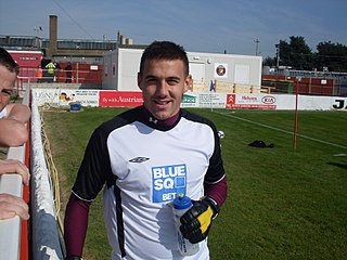 Lenny Pidgeley English footballer