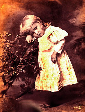 León de Greiff - León de Greiff at the age of one. Taken by Melitón Rodríguez Roldán in 1896.