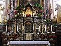 Lesachtal Wallfahrtskirche Maria Luggau Innen Hochaltar 3.JPG