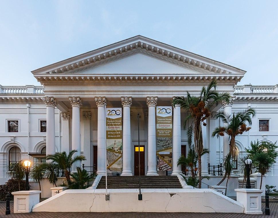 Librería Nacional, Ciudad del Cabo, Sudáfrica, 2018-07-19, DD 09