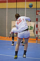 Lidia Jiménez - Jornada de las Estrellas de Balonmano 2013 - 01.jpg
