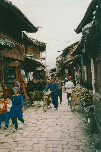 File:Lijiang, old town (6170338646).jpg