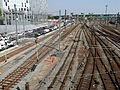 Lille - Travaux en gare de Lille-Flandres (I23, 23 août 2013).JPG