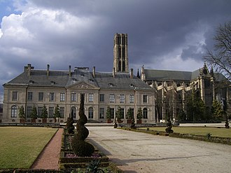 Roman Catholic Diocese of Limoges - The Episcopal Palace (Limoges)