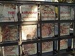 Lincoln Brigade Memorial San Francisco