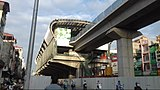 Line 2A - Ha Noi metro - La Khe Station.jpg