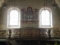 Lintach, Orgelgehäuse von J. Konrad Funtsch.JPG