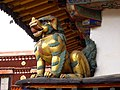 Lion Status Tibet China - panoramio.jpg