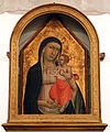 Lippo di benivieni, madonna col bambino.JPG