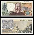 Lire 2000 Galileo Galilei.JPG