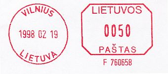 Lithuania stamp type CE6.jpg