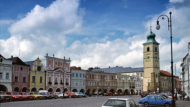 档案:Litomyšl,Marktplatz.jpg