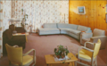 Living room area of a hotel room at the Hy-Sa-Na Lodge in Ferndale, NY61 (8149879121).png