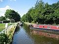 Llangollen Canal at Froncysyllte - geograph.org.uk - 923558.jpg