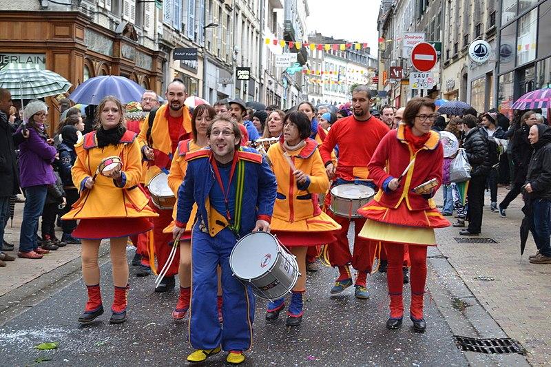 Passacarrèra - Carnaval Biarnés 2015