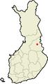 Location of Hyrynsalmi in Finland.png