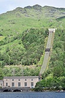 Loch Sloy Hydro-Electric Scheme - Wikipedia