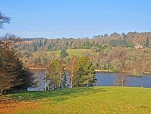 Monzievaird - Image: Loch Monzievaird geograph.org.uk 691360