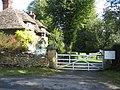 Lodge at entrance to Sezincote Estate - geograph.org.uk - 246790.jpg