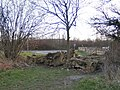 Log Jam - geograph.org.uk - 123708.jpg