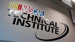 Universal Technical Institute - NASCAR Technical Institute logo