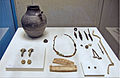 Lombard woman's grave goods from Szólád, Hungary.jpg