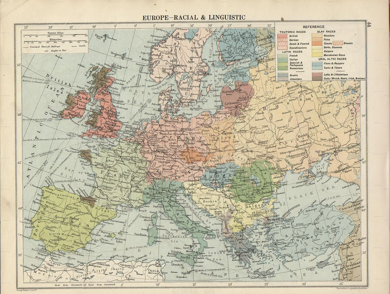 London Atlas Map.File London Geographical Institute The Peoples Atlas 1920 Europe