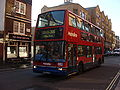 London Bus route 205.jpg