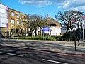 London W4 bus route, High Cross Church, High Road, Tottenham.jpg