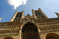 Looking Up To Lincoln Cathedral.jpg