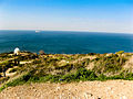 Looking northwards near stella maris monastery, haifa, israel.jpg
