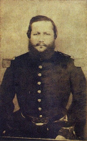 Vice President of Paraguay - Image: Lopez 1870
