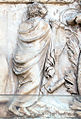Lorenzo maitani e aiuti, scene bibliche 3 (1320-30) 03 profeti 04.jpg