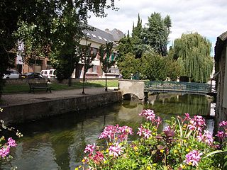 Louviers Commune in Normandy, France