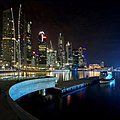 Lower Boardwalk, Marina Bay, Singapore - 20091228.jpg