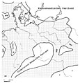 Lower Muschelkalk paleogeography derivate from Wild & Oosterink 1984.jpg