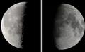 Luas em quarto minguante vista hemisférios norte e sul.png