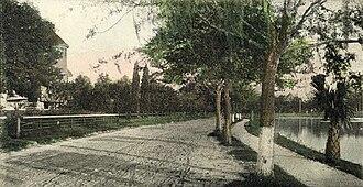 Orlando, Florida - Lucerne Circle c. 1905