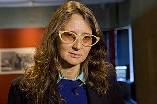 Lucrecia Martel Argentine film director, screenwriter and film producer