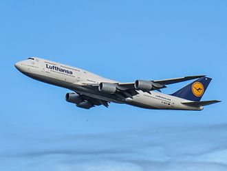 Flight length - Lufthansa defines the Boeing 747-8 as a long-haul airliner