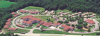 Continuing care retirement communities in the United States - Lutheran Hillside Village (first building opened 1963) in Peoria, IL