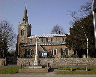 Lutton, Lincolnshire human settlement in United Kingdom