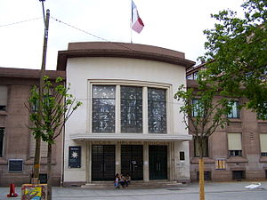 20th arrondissement of Paris - Lycée Hélène Boucher