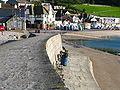 Lyme Regis harbour 13.JPG