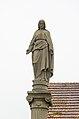 Münnerstadt, Wermerichshausen, Steggasse, Kriegerdenkmal, 002.jpg